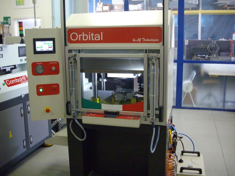 macchina utensile occhialeria orbital lg technologies